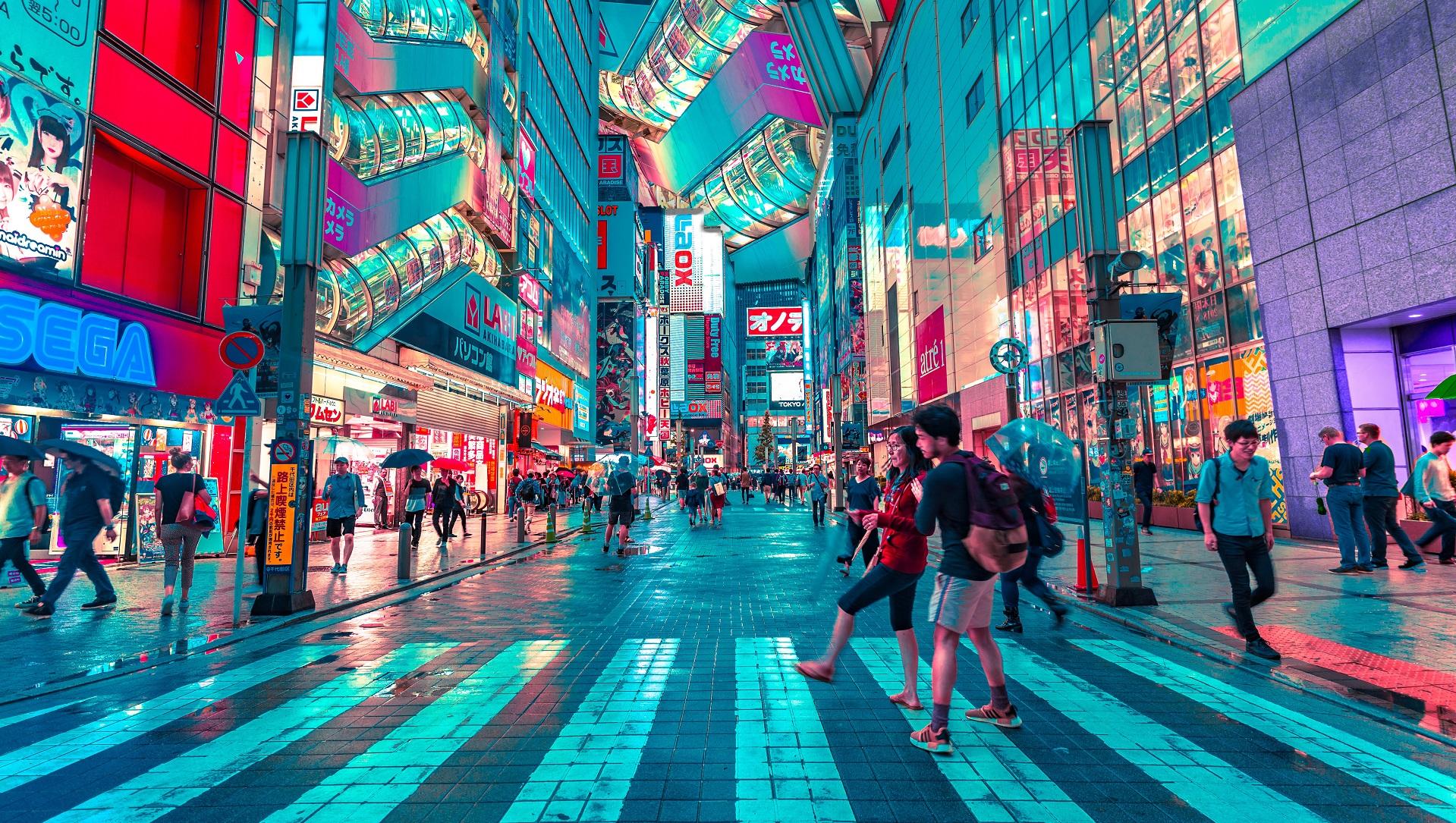 Cómo se prepara Japón para el 5G