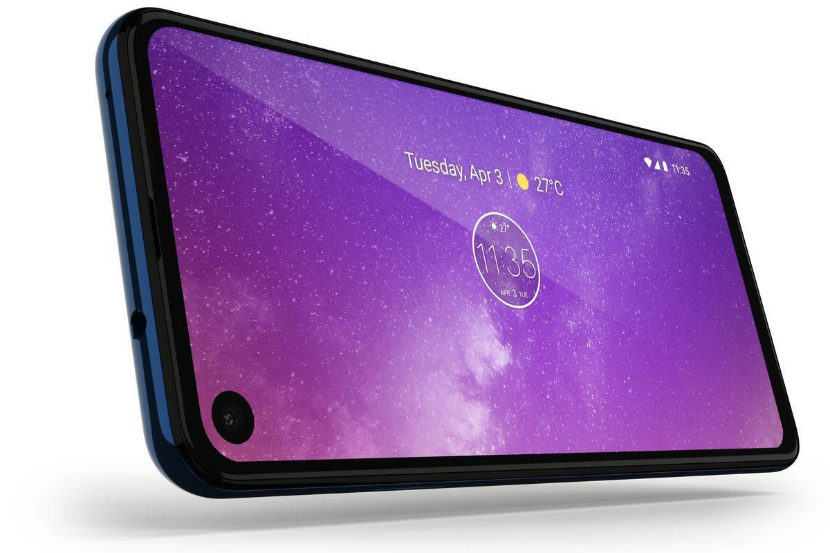 Motorola lanza One Vision, un smartphone con cámara de 48 MP
