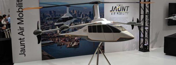 Uber prepara para 2023 taxis aéreos para desplazarse por las ciudades
