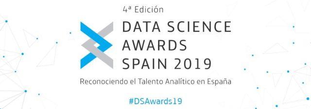 Los proyectos más innovadores de Big Data se dan cita en los Data Science Awards 2019