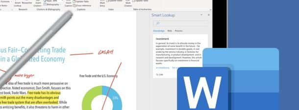 Escribe más rápido con la ayuda de Autocorrección de Word