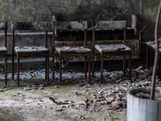 Chernóbil accidente nuclear mitos
