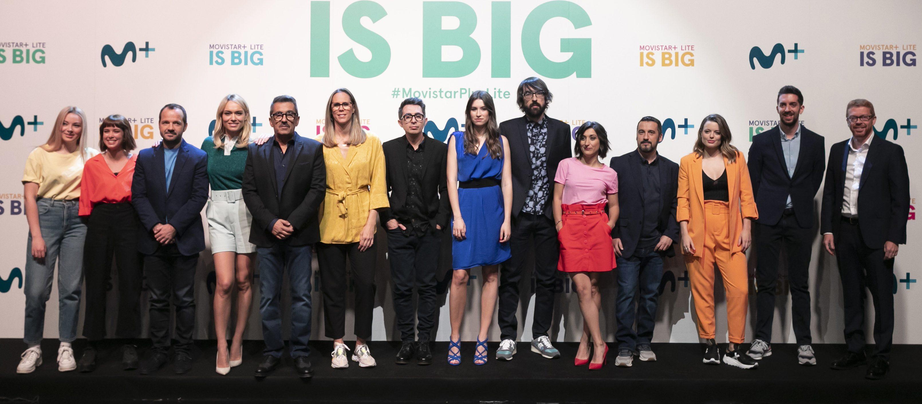 Movistar+ Lite: la televisión de Movistar+ para todos