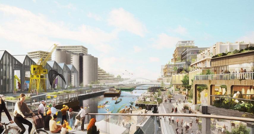 """¿Cómo será la """"ciudad más inteligente del mundo"""" de Google?"""