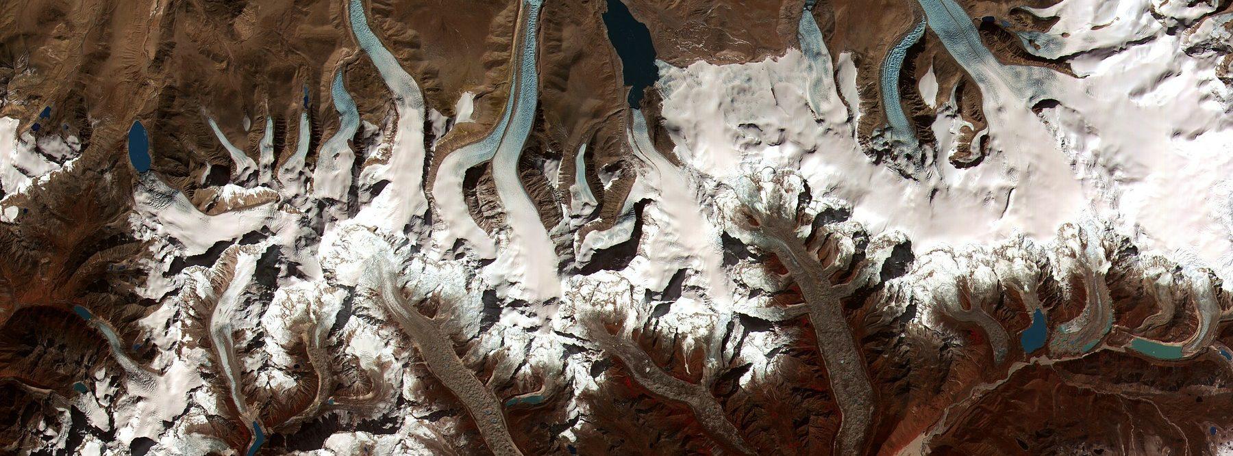 Fotos de la Guerra Fría prueban la rapidez del derretimiento de los glaciares