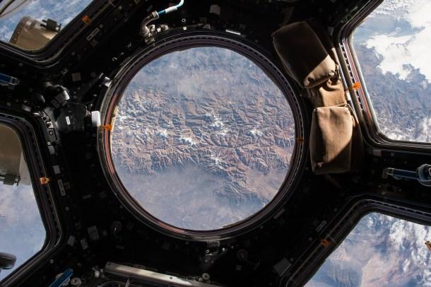 Estación Espacial India ISRO