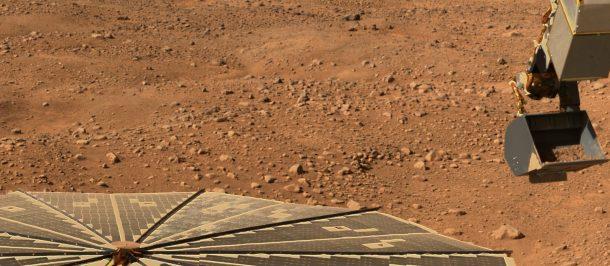 Curiosity Marte metano