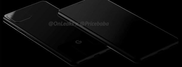 ¿Cuáles son los detalles del próximo Google Pixel 4?