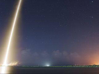 Falcon Heavy SpaceX NASA