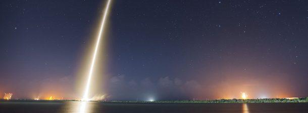 El Falcon Heavy de SpaceX despega con éxito en la nueva misión de la NASA