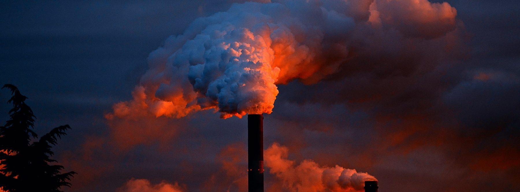 Las emisiones de CO2 caerán más del 10 % en España en 2020
