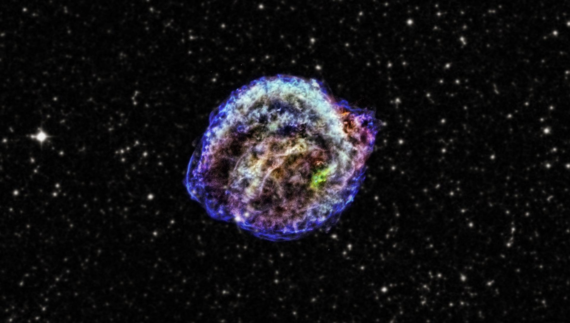 El telescopio que ha registrado 1.800 supernovas