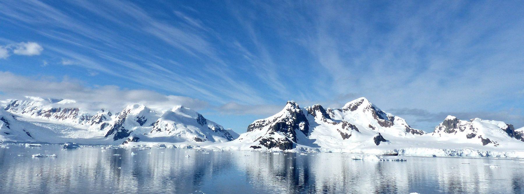 Nieve artificial para salvar los glaciares de la Antártida