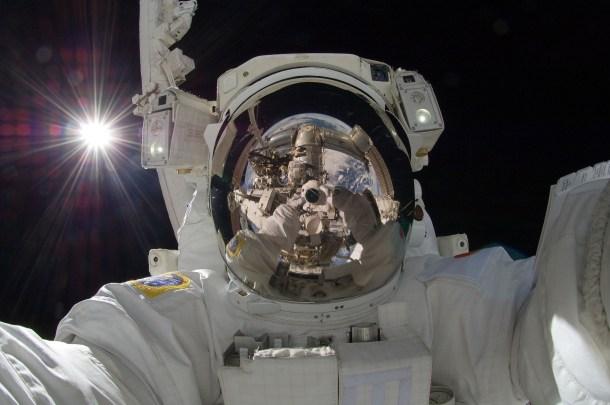 Realidad Virtual Espacio Oculus NASA
