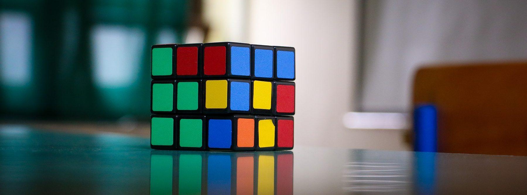 El algoritmo de IA capaz de resolver el cubo de Rubik