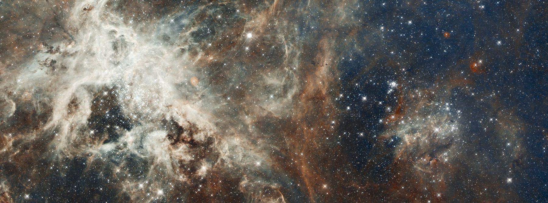 El vacío cósmico existe y estamos cerca