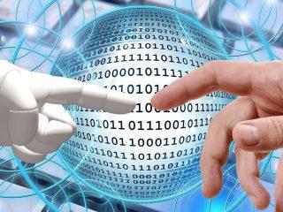Mano electrónica Robot