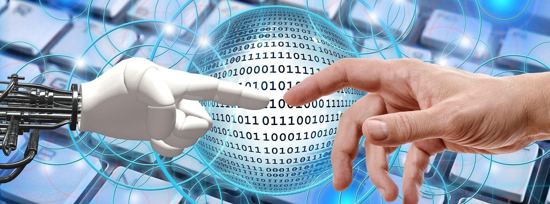 La piel electrónica que puede dotar a los robots de sentido del tacto