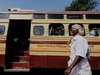 autobuses eléctricos en India