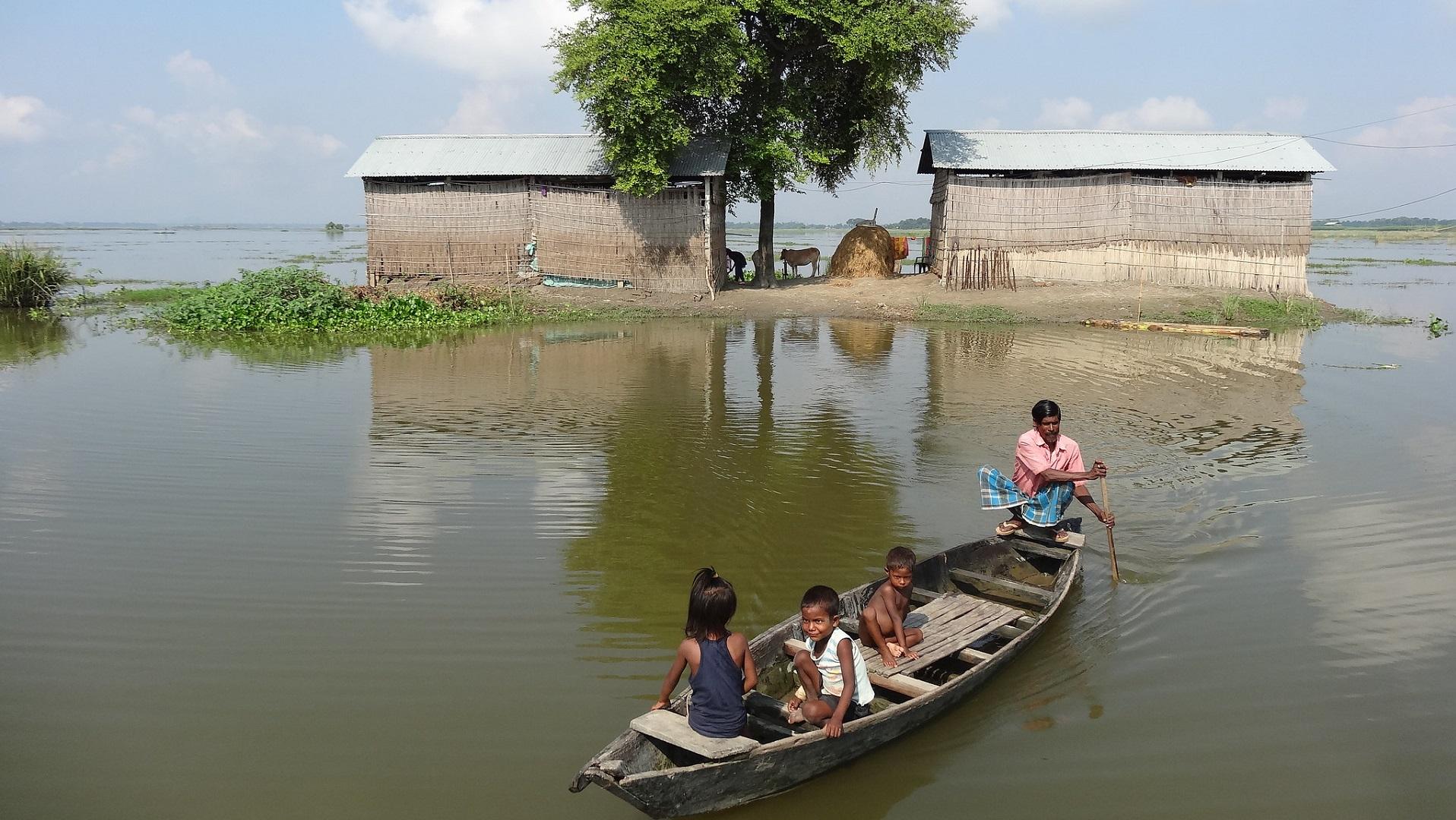 Cómo la Inteligencia Artificial intentará predecir las inundaciones en India