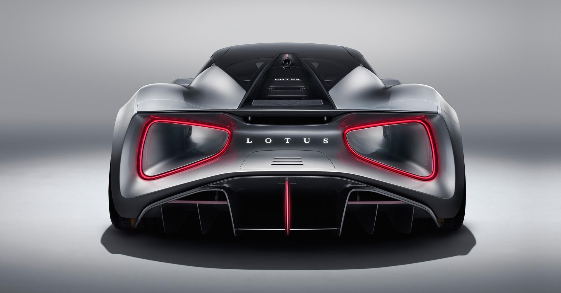 El nuevo coche con más potencia del mundo es un eléctrico de 2.000 caballos