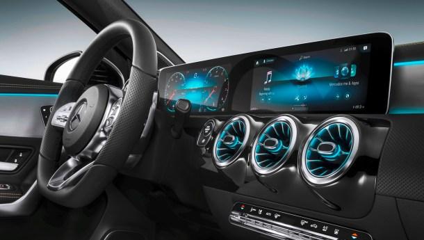 Coches autónomos de BMW y Mercedes