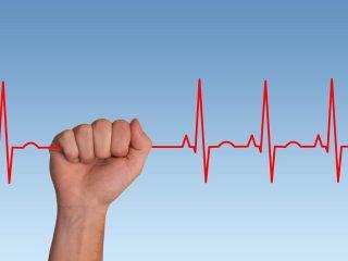 Pentagono Corazón Latidos Reconocimiento cardíaco
