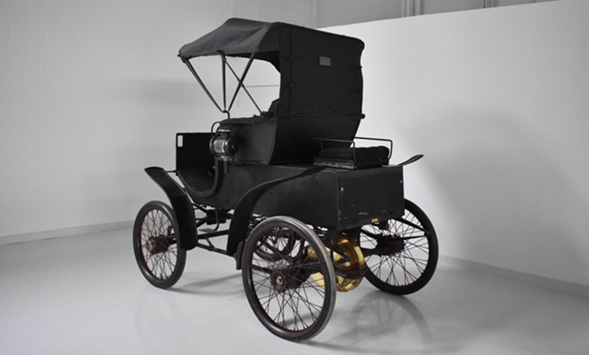 Riker Electric: el coche eléctrico que ganaba carreras a los primeros gasolina