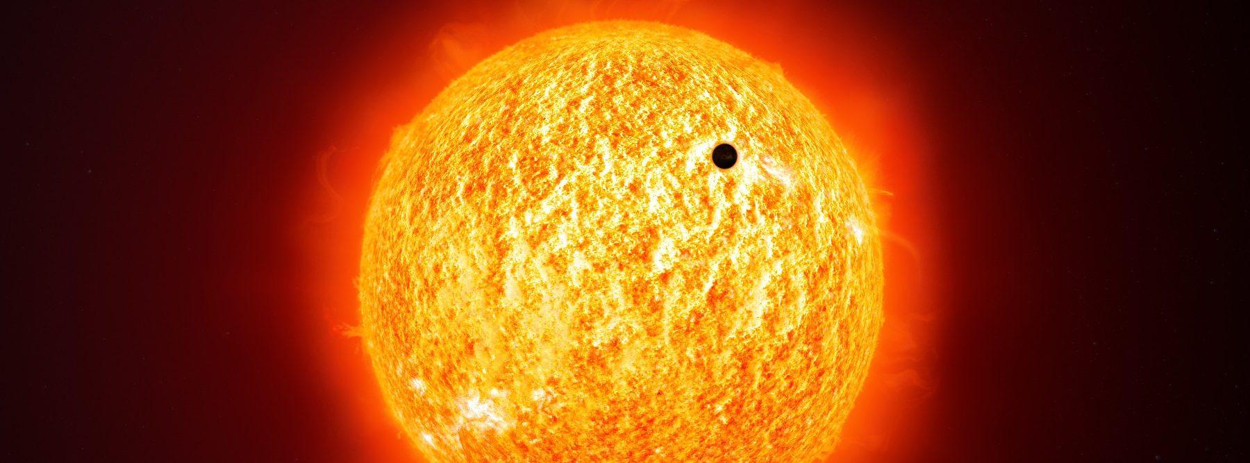 El fenómeno que anticipa la muerte de nuestro Sol