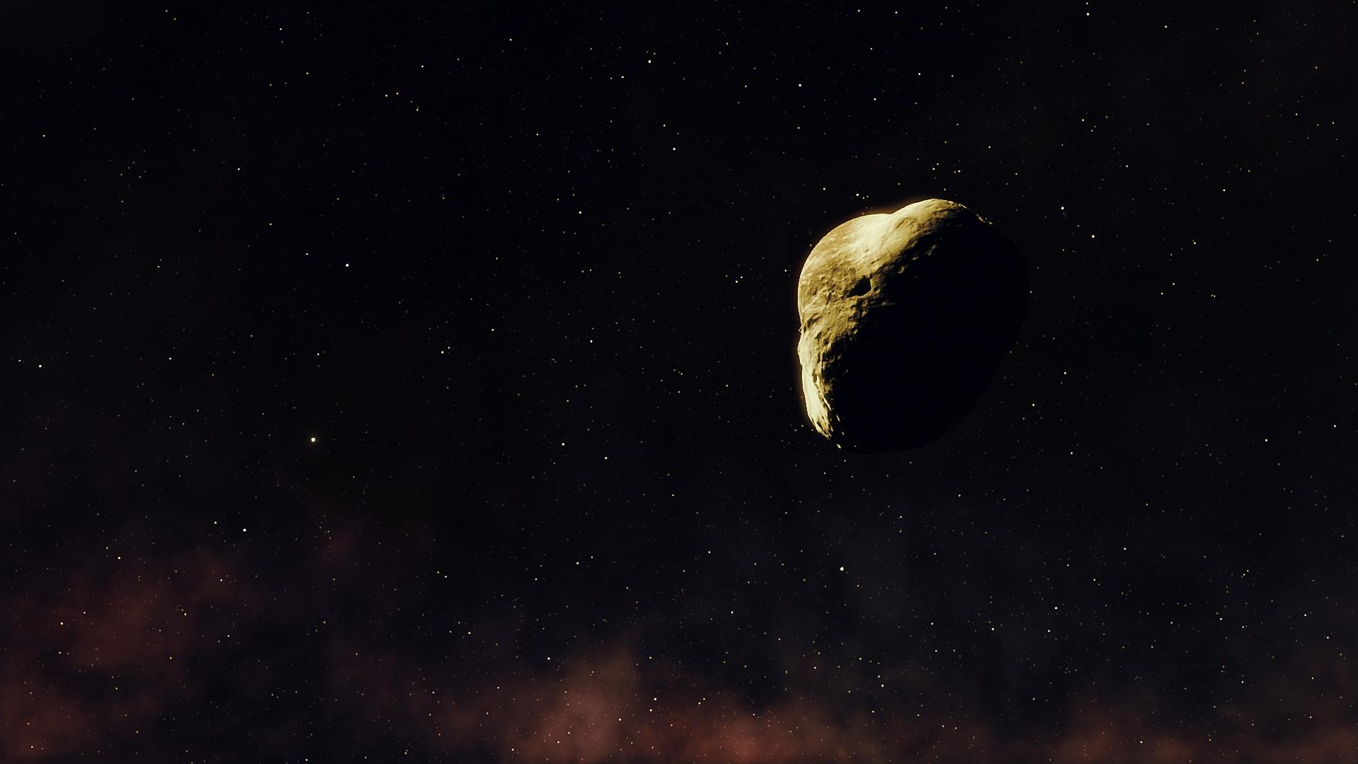 Descubre qué suponen los asteroides para nuestro planeta