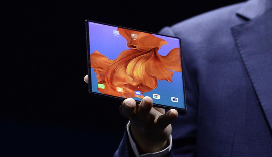 Huawei Mate X: se filtran nuevos datos del rediseño del smartphone plegable