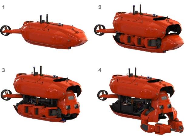 Houston Mechatronics Aquanaut