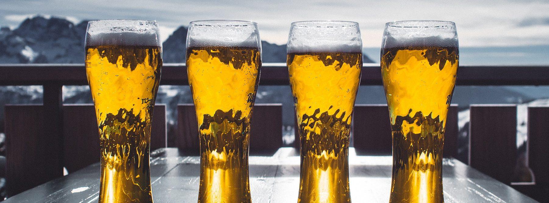 Día Internacional de la Cerveza: un brindis que puede combatir la contaminación del agua