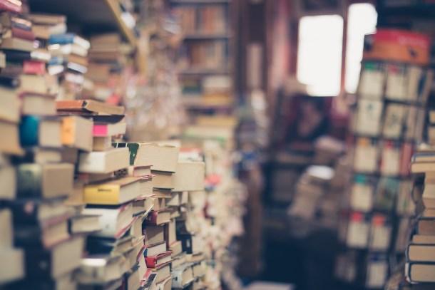 Biblioteca congelada Libros Hongos Insectos