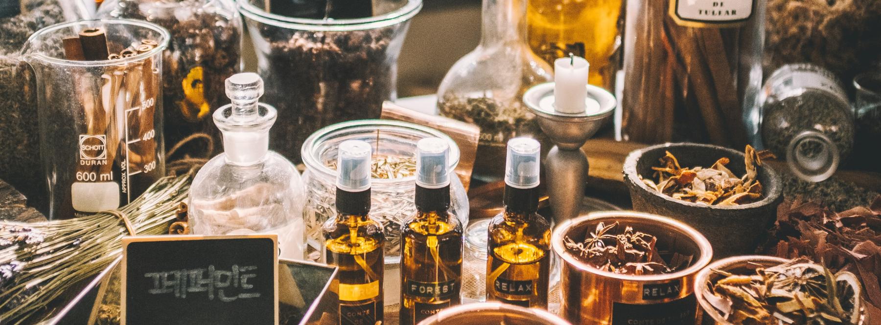 ¿A qué huele un algoritmo? Una parte de tu perfume es tecnología