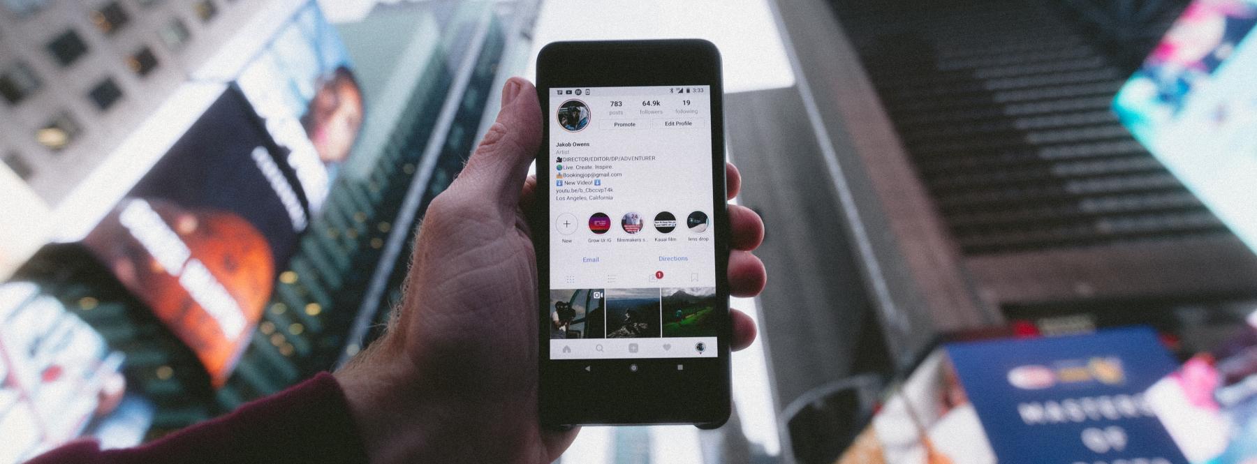 Y ahora, ¿qué es tendencia en Instagram?