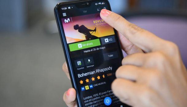 botón ayuda Movistar+ Telefónica