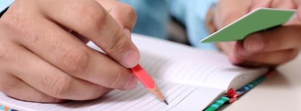 Tarjetas para estudiar: ágiles, prácticas y concisas