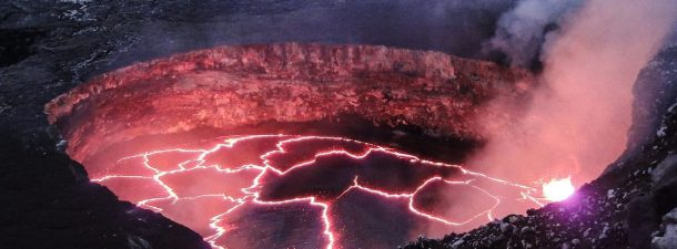 Rocas volcánicas como solución al cambio climático