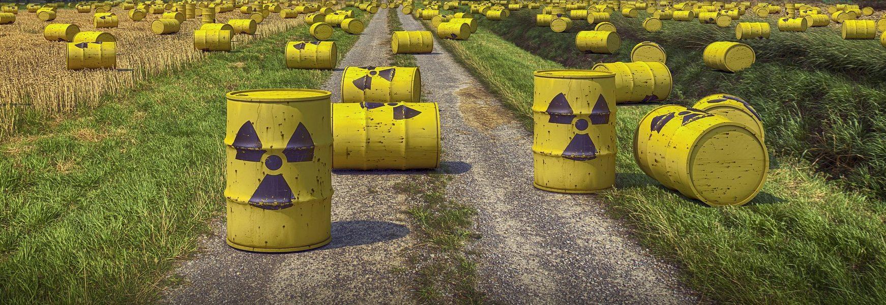 ¿Cuáles son los lugares más radiactivos del mundo?