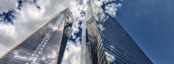 Rascacielos de cristal: bonitos, pero muy perjudiciales para el medio ambiente