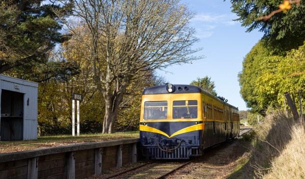 Trenes sostenibles