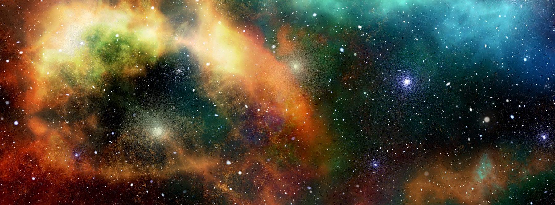 La materia oscura podría ser más antigua que el Big Bang