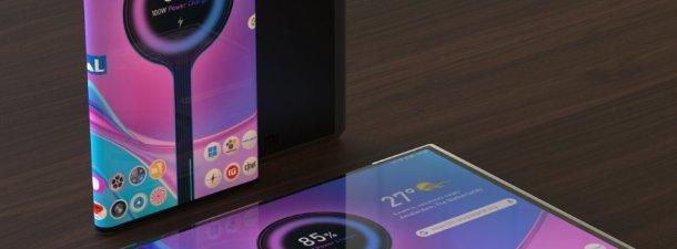 ¿Cuáles son las características del smartphone plegable de Xiaomi?