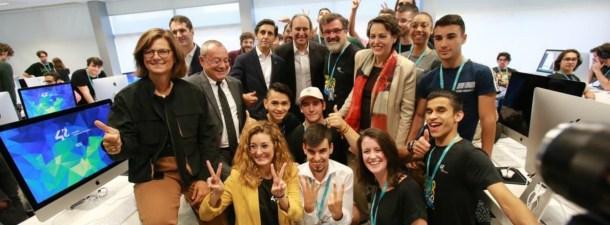 Se inaugura 42 Madrid, el campus de la empleabilidad del futuro