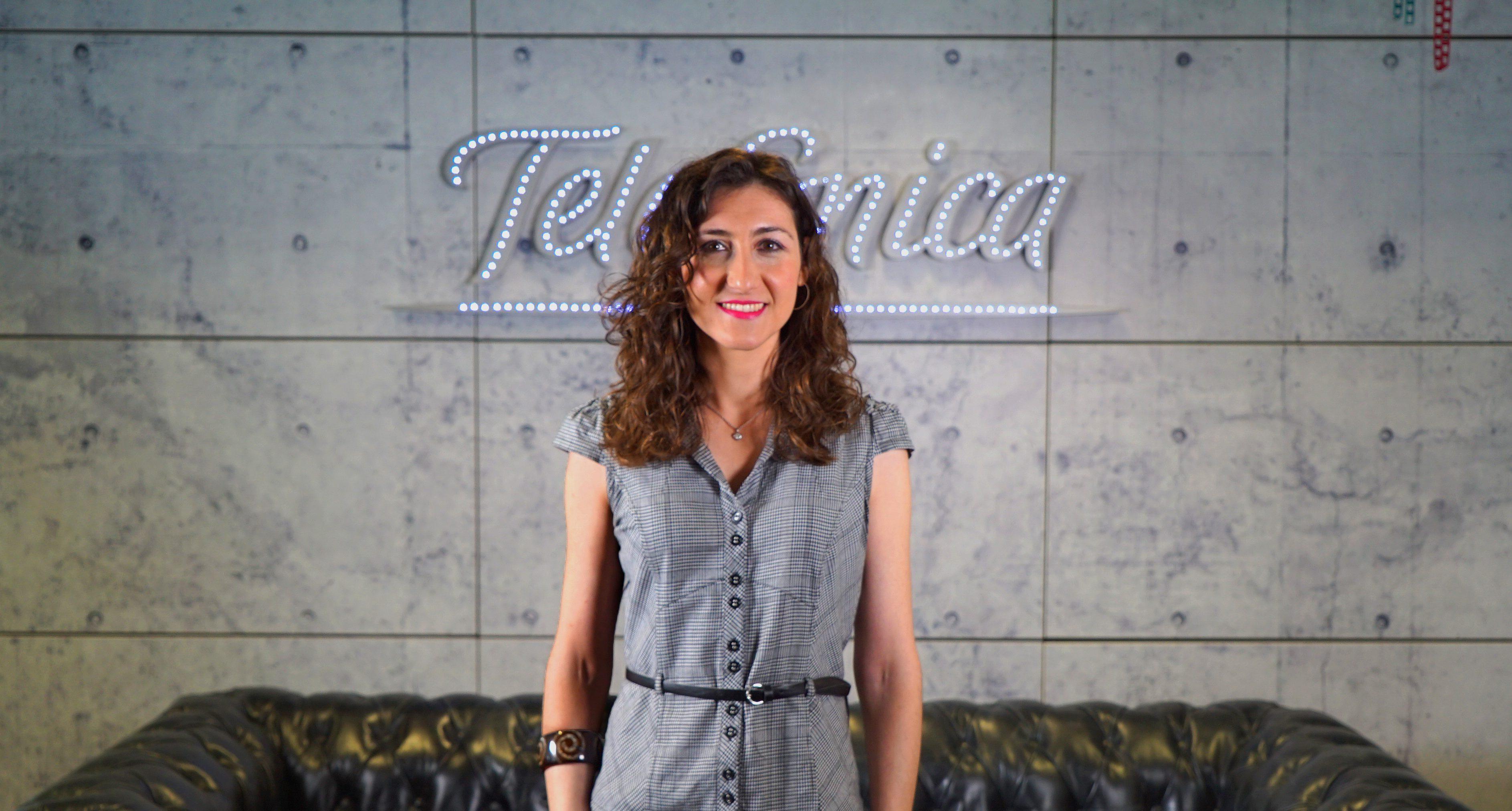"Carmen Torrano: ""Todo está conectado, no podemos verlo como elementos aislados, sino de una forma holística"""