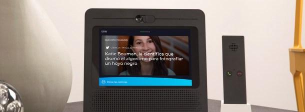Descubre las nuevas funcionalidades de Movistar Home: radio en directo, Twitter Moments y el tiempo