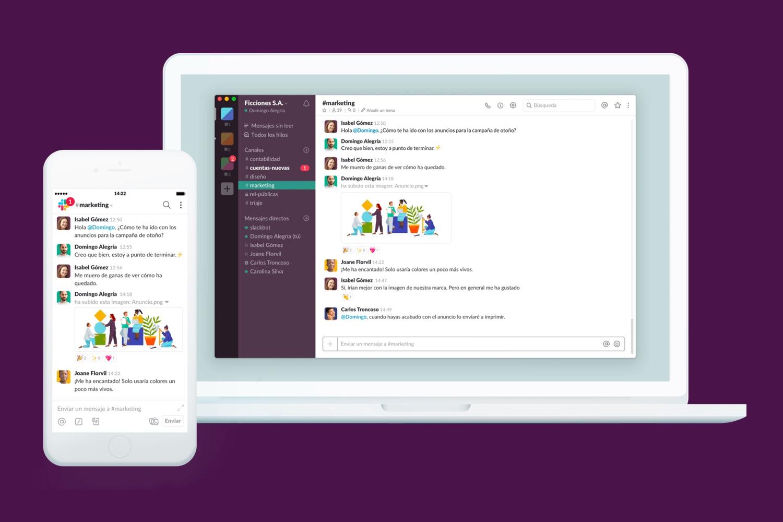 Exprime Slack integrando estas aplicaciones