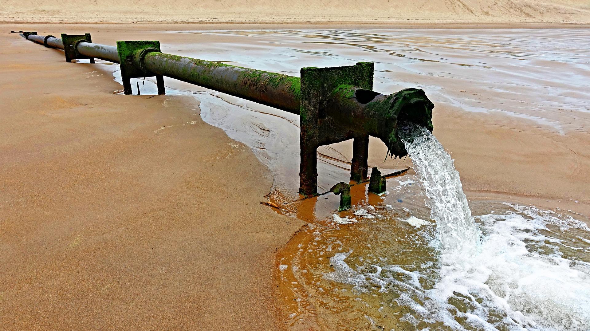 Cómo las aguas residuales se pueden transformar en hidrógeno y grafito