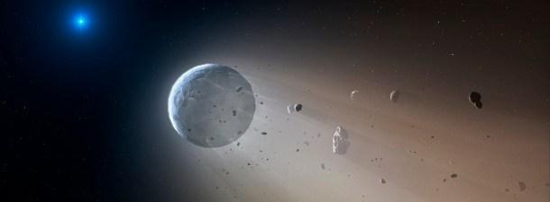 La defensa planetaria de los asteroides que se acercan a la Tierra